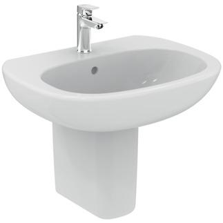 lavabo-Ideal-Standard-TESI-con-semicolonna