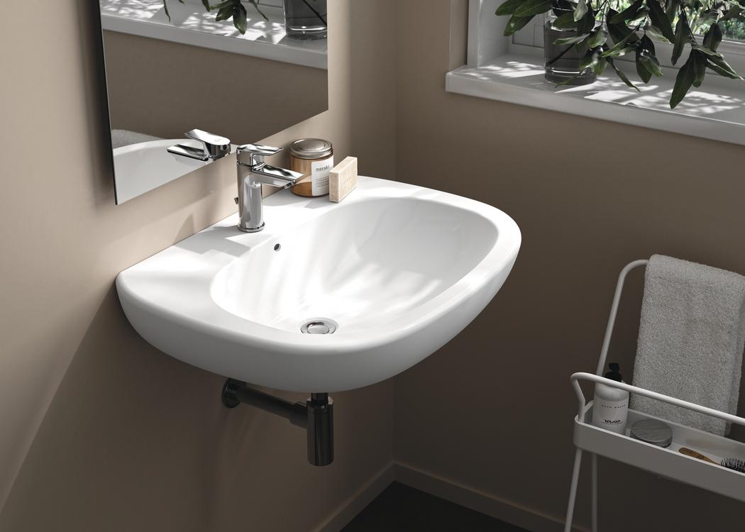 lavabo-Ideal-Standard-TESI-con-sifone-cromato